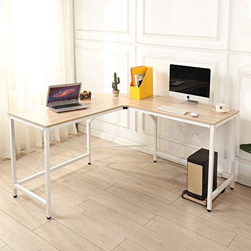 Soges 59 Quot X 59 Quot Large L Shaped Desk Computer Desk Corner