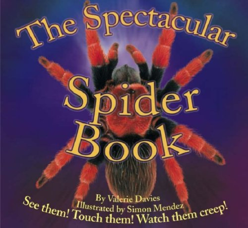 Download The Spectacular Spider Book (Beautiful Bugs) (Beautiful Bugs) PDF
