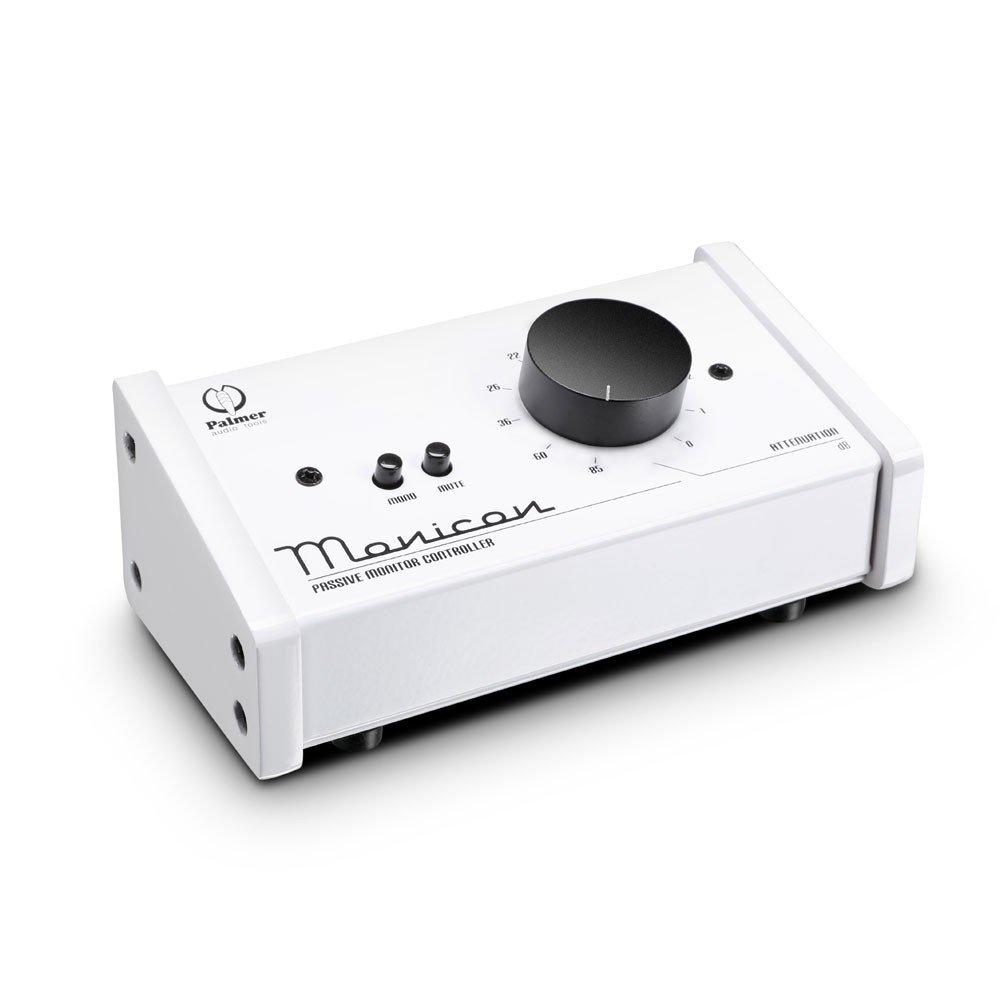Palmer PAL MONICON-W Passive Monitor Controller, White