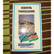 KENYA TANZANIE *ancienne édition*