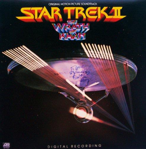(Star Trek II The Wrath of Khan Original Soundtrack)