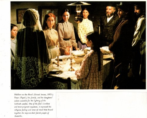 Topol Fiddler on the Roof Clipping Magazine photo 1pg 6x10 orig M8321