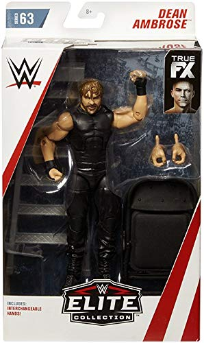 wwe action figure dean - 7