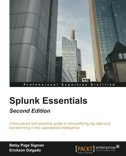 Splunk Essentials   Second Edition