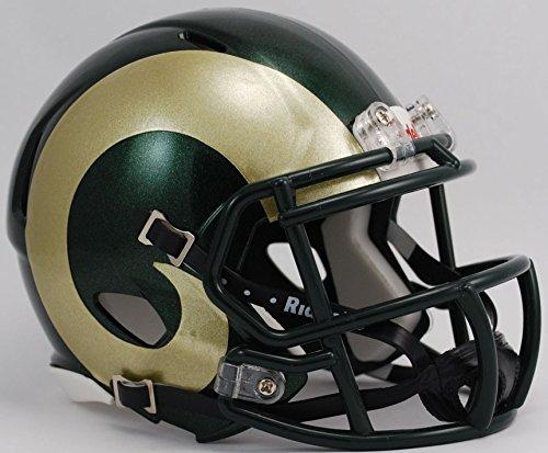 NCAA Colorado State Rams Speed Mini Helmet