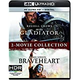 Gladiator/Braveheart 2-Movie Collection [Blu-ray]