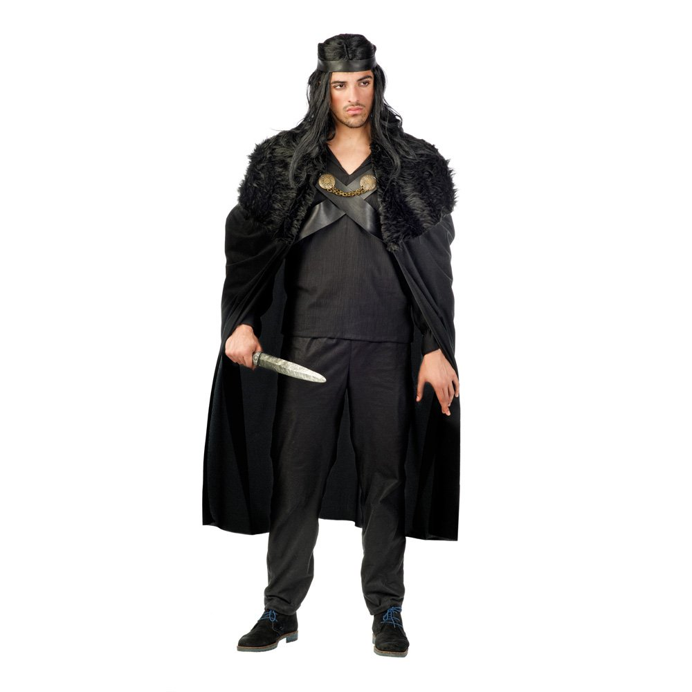 Elbenwald Kostüm Wächter der Nacht für Herren - Made in EU M