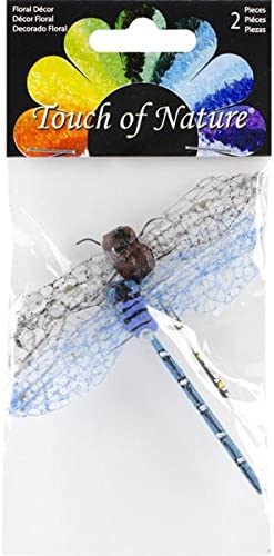 3-1//2-Inch Touch of Nature 23320 Foam Dragonfly