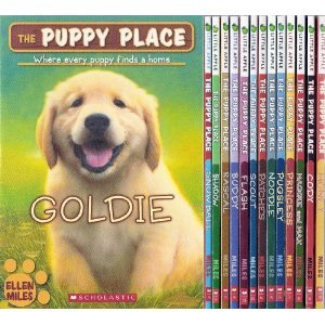 The Puppy Place Series (6) : Goldie, Maggie and Max; Muttley; Chewy and Chica; Snowball; Princess (Children Book Sets : Grade 1 - 3) pdf epub