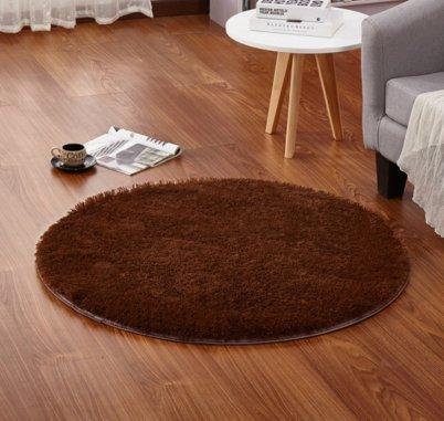 Amazon Com Ruika 4 Feet Round Area Rugs Super Soft Living Room