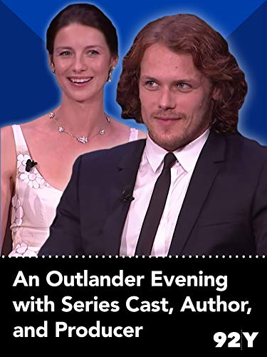 Softball Footwear - An Outlander Evening with Series Cast, Author, and Producer