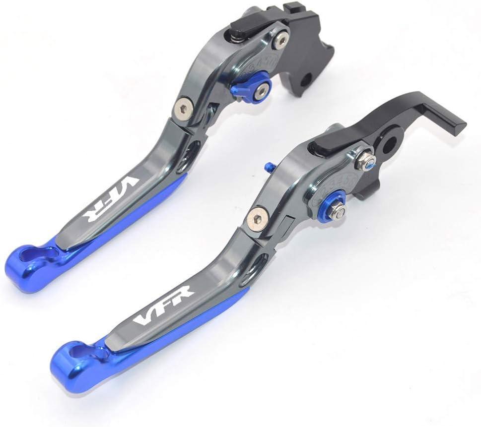 /2017 CNC allungabile pieghevole moto regolazione del freno leve frizione per Honda Vfr 800/F 2002/