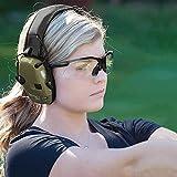 XAegis Shooting Glasses with Case Anti Fog Hunting