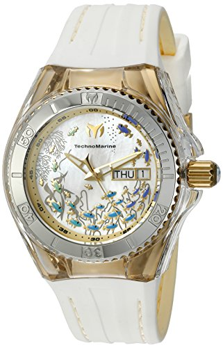 Technomarine Women's 'Cruise Dream' Swiss Quartz Stainless Steel Casual Watch (Model: TM-115117)