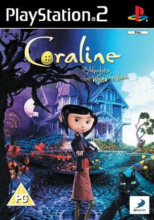 Coraline (PS2) [Importación Inglesa]