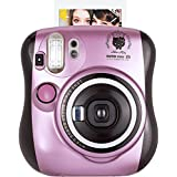 FUJIFILM富士checky趣奇instax mini25Kitty(紫)相机
