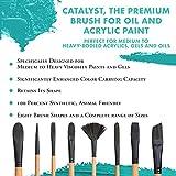 Princeton Catalyst, Series 6400, Long-Handle