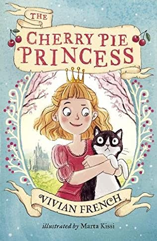 book cover of The Cherry Pie Princess