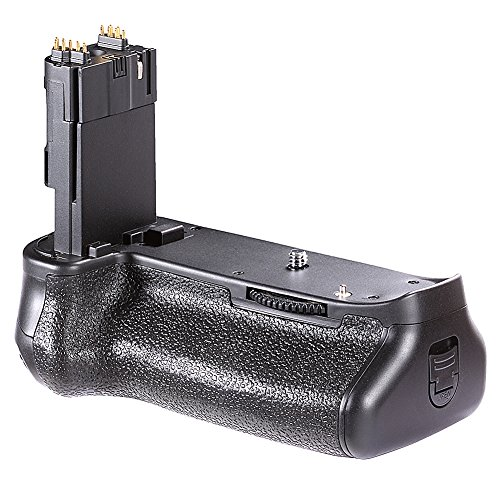 Neewer Vertical Multi-Power Battery Grip(replacement for Canon BG-E13) for Canon EOS 6D, uses one or two LP-E6 battery packs or six AA Batteries(Batteries NOT included)