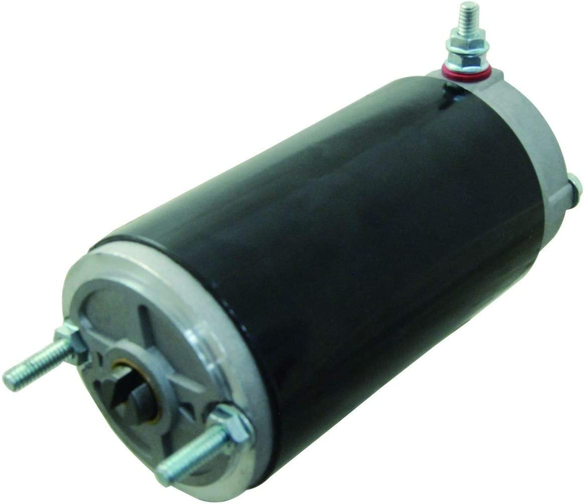 New Plow Motor For MEYER E47 Electro Lift PUMP 15054 46-2001 46-2415 46-4160 PP5200N-MEY-PLO Parts Player Direct Fit Best Quality OEM Replacement