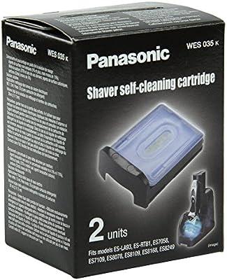 Panasonic wes035k503 cartuccia di pulizia 2 pezzi adatto per es-la93 es-rt81