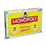 Hasbro - Monopoly Back to the Future - Trilogy edition English Version - 5036905024341