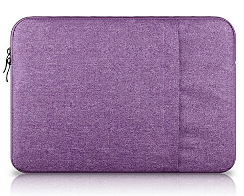 "13-13.3 Inch Laptop Sleeve Case w / Side Pocket For 13.5"" Microsoft Surface Laptop Surface Book 2 