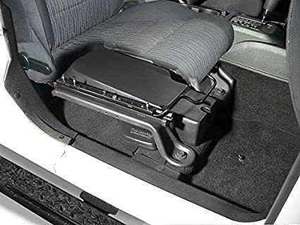 Alpine Electronics SBV-10-WRA Pre-Loaded 10 Subwoofer System for 2007-2018 Jeep Wrangler JKU