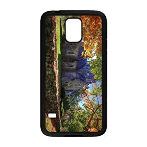 The Autumn And Architecture Hight Quality Case for Samsung Galaxy S5
