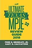 The Ultimate Texas MPJE Review Guide 2018