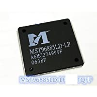 2pcs MST96885LD-LF A6MC274999F 0638F TQFP LCD TV Driver IC Chips