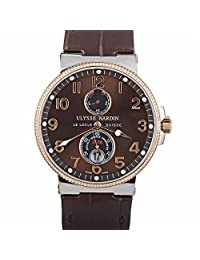 Ulysse Nardin Marine Chronometer automatic-self-wind mens Watch 265-66/154280 (Certified Pre-owned)