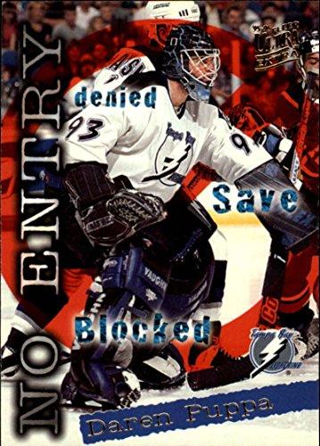 1995-96 Fleer ULTRA w Extra Tampa Bay Lightning Team Set 12 Cards