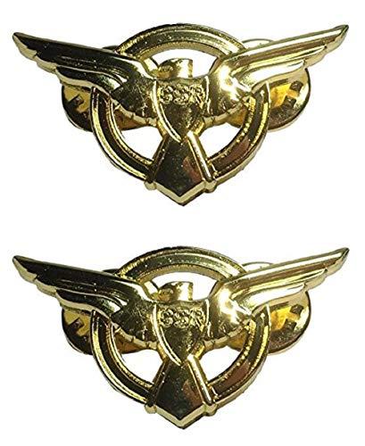 Strategic Scientific Reserve lapel SSR Pin captain america Agent Carter pin-pair