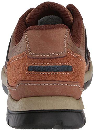 outlet with paypal order wholesale price online Rockport Men's Get Your Kicks Mudguard Blucher Oxford Tan Embossed clearance looking for XTrT3FsN