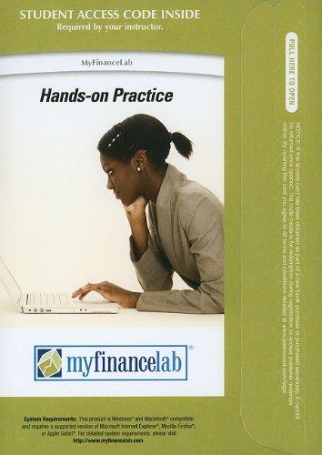 MyFinanceLab with Pearson eText -- Access Card -- for Corporate Finance (MyFinanceLab (Access Codes))