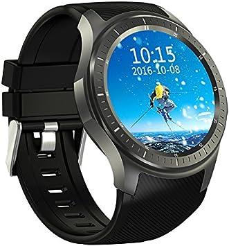 Amazon.com: DOMINO DM368 3G Smartwatch - Android OS, Quad ...