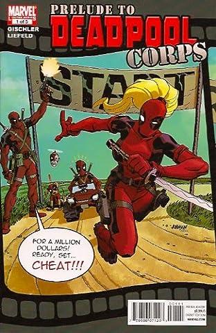 Deadpool Corps #1 - 2nd Printing Variant (Deadpool Corps 1)