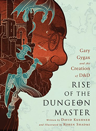 Amazon rise of the dungeon master gary gygax and the creation rise of the dungeon master gary gygax and the creation of dd by kushner fandeluxe Choice Image