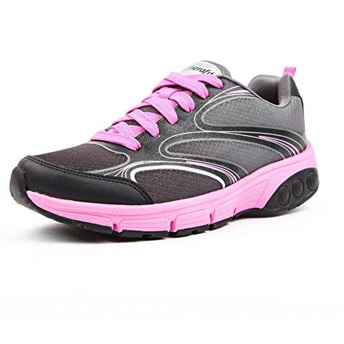 Therafit Shoe Women's Arielle Mesh Athletic Shoe 9.5 Black