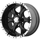 "Helo HE791 Maxx Gloss Black Wheel With Machined Face (15x8""/5x127mm, -12mm offset)"