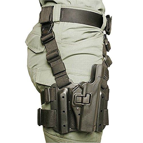 BLACKHAWK! Serpa Level 2 Tactical Black Holster