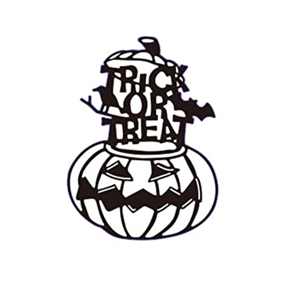 Amazon Com Halloween Theme Metal Cutting Dies Stencil Metal