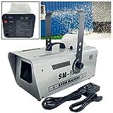 DOMINTY 1500W Snow Machine Wired Remote Control