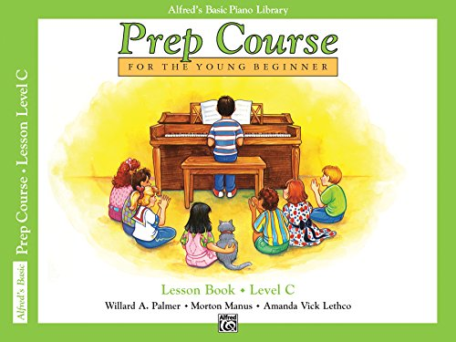 Prep Course For the Young Beginner: Lesson Book Level C -