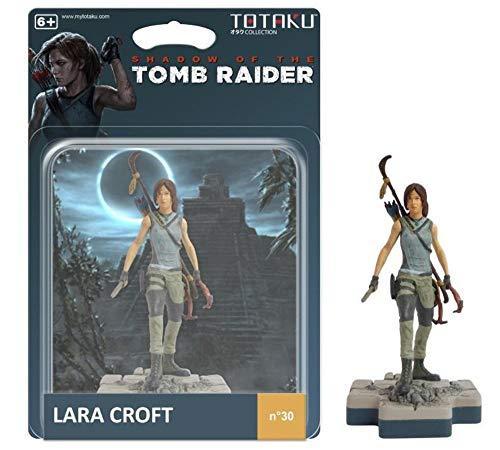 lara croft figure