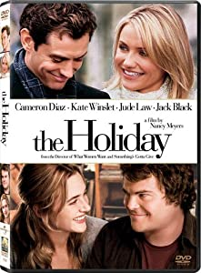 The Holiday with Cameron Diaz and Kate Winslet