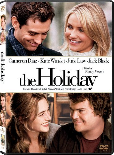 DVD : The Holiday (, Dubbed, Dolby, AC-3, Widescreen)