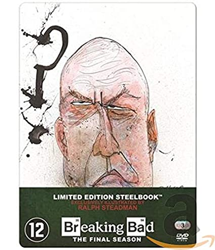 Breaking Bad - - (1 DVD): Amazon.es: Cine y Series TV