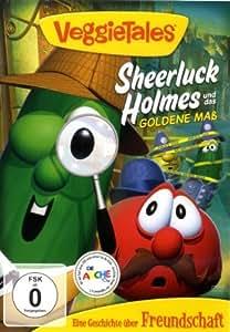 VeggieTales - Sheerluck Holmes und das goldene Maß [Alemania] [DVD]